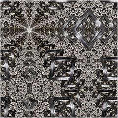 The Light (Ross Hilbert) Tags: fractalsciencekit fractalgenerator fractalsoftware fractalapplication fractalart algorithmicart generativeart computerart mathart digitalart abstractart fractal chaos art mandelbrotset juliaset mandelbrot julia orbittrap metal sculpture spiral copper brass steel