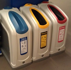 IKEA recycling bins (spelio) Tags: ikea canberra shopping act store stuff