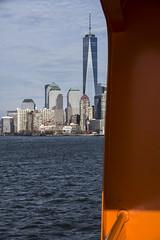 City from Ferry (PAJ880) Tags: wrc one nyc new york manhatan lower skyline staten island ferry inbound urban waterfront