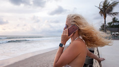_MG_2218 (treilmann) Tags: green protection koorwood bali seminyak beach sunset wood wooden iphone case