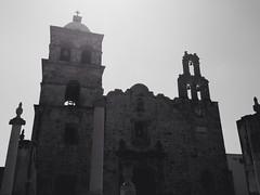 Faith (Andrew J.N.) Tags: faith iglesia mexico zacatecas black white iphone 5c beauty