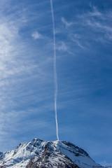 Feu de cheminée (Alex Tardy) Tags: france bearn gourette vacances holidays montagne montagnes mountain mountains sky ciel cloud clouds nuage nuages fumée smoke cheminée chimney pyrénées pyrenees