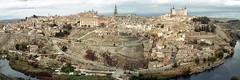 Toledo Panorama (muzza_buck) Tags: toledo spain minolta x700 panorama