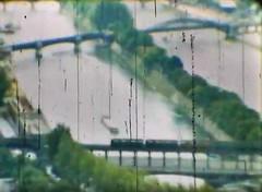 Film Reisen Paris06 Eiffelturm Aussicht Seine (rerednaw_at) Tags: schmalfilmnormalacht vergangenheit reisen paris eiffelturm aussicht seine