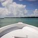 Idyllic tropical sea and turquoise water