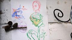 _1440327 (pasekaa) Tags: скетч sketch зарисовки карандаш портрет