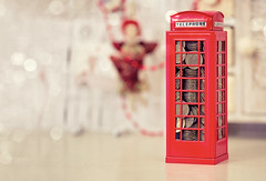 London telephone booth moneybox on wooden white table (♥Oxygen♥) Tags: phone wall booth wallpaper money table save green layout red london telephone brochure xmas old christmas phonebox gift box wood tabletop retro england backdrop texture design toy childhood moneybox wooden vintage style background grunge present white bokeh blur