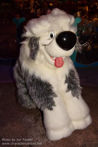 Max, Eric's Dog at Disney Character Central