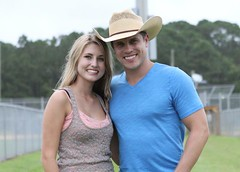 Cadie Hill & Dustin Lynch