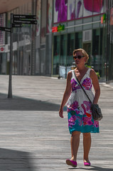 Style on Dutch Streets #2 (Pauls-Pictures) Tags: street city people urban woman colour netherlands shop mall alone dress candid streetphotography style lone photograhy almere streetphotos shopper coordinated streetpics streetphotograhy streetpictures