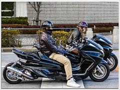 Hello Kitty () Tags: scooter japan nikon d70 lensid147 manipulated topv9999