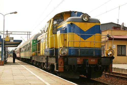 PKP SU42 535, Jaslo, 12-08-06