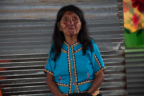 The Embera of Colombia