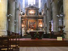St Nicholas des Champs (Simon_K) Tags: paris france champs nicholas nicolas parisian francais parisien pariswander pariswanderblogspotcouk