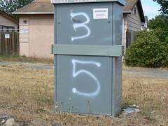EASTSIDE GANGSTER (MOOVIN) CRIPS 35TH (northwestgangs) Tags: graffiti kent tacoma lakewood 13 gangs bloods 253 crips x3 surenos southkingcounty
