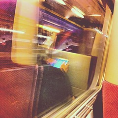 different trains. ([phil h]) Tags: square squareformat 1977 iphoneography instagramapp uploaded:by=instagram