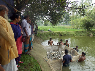 Coaching participants, Bangladesh. Photo by Md. Habibur Rahman, 2013.