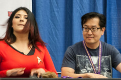 Hailing Frequencies (misterperturbed) Tags: startrek baltimoreconventioncenter frankcho bcc2013 baltimorecomiccon2013