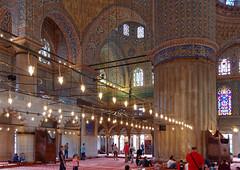 Blue Mosque, Istanbul (kgyd) Tags: blue turkey istanbul mosque törökország sultan ahmed sultanahmet camii mecset isztambul kék szultán kékmecset pentax18135