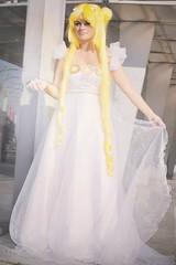 Gorgeous princess: Serena (JuanFer Ypez) Tags: moon hot anime sexy costume dress princess cosplay manga romantic serena sailor beautygirl sexygirl vision:people=099 vision:face=099