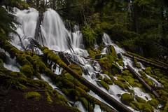 Long exposure of Clearwater Falls (Alaskan Dude) Tags: travel oregon waterfalls craterlake nationalparks craterlakenationalpark
