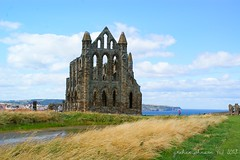 Whitby Abbey (gmj49) Tags: abbey sony yorkshire whitby gmj a350