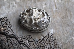 brooch for Saule (vikafogallery) Tags: