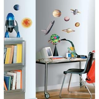 RoomMates RMK1003SCS Space Travel Decals