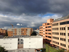 Bogota Skyline Photo