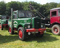 GAR 130K (Peter Jarman 43119) Tags: tractor 4x4 timber rally great steam hannibal chiltern gar missenden prestwood 130k unipower