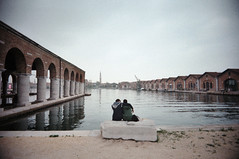 , (Benedetta Falugi) Tags: venice love film boyfriend analog girlfriend arte romantic biennale arsenale film35mm 22mm 2013 benedettafalugi wwwbenedettafalugicom