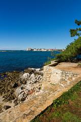'Porec' Croatia - September 2013 (patrick-walker) Tags: sea sky canon eos patrick croatia walker 7d balkans porec 1755 anawesomeshot canon7d