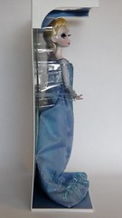 Elsa Limited Edition 17'' Doll - LE 2500 - Frozen - US Disney Store Purchase - First Look - Deboxing - Attached to Backing - Full Left Side View (drj1828) Tags: frozen us doll release purchase limitededition elsa disneystore firstlook 17inch posable deboxing productinformation le2500