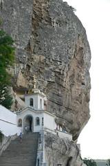 Бахчисарай, Свято-Успенский пещерный монастырь, колокольня