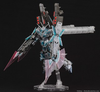 MG Clear Full Armor Unicorn - Snap Fit 8 by Judson Weinsheimer