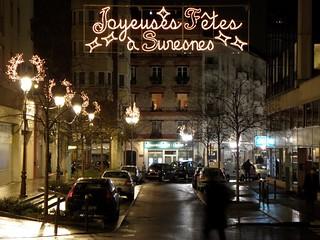 Suresnes (92), illuminations 2011