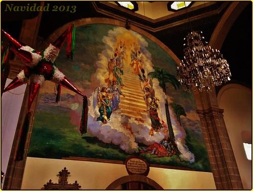 Catedral el Divino Redentor,San Juan Teohtihuacán,Estado de México