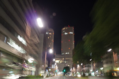 AM4:00 (wasted!) Sakura-Dori, Meieki 4, Nagoya (kinpi3) Tags: street japan night nagoya gr ricoh meieki