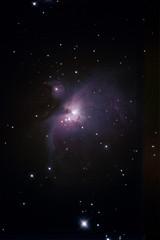 Orion's Nebula (O Chapman) Tags: sky night stack telescope nebula astrophotography orion m42 astronomy orionsnebula Astrometrydotnet:status=solved Astrometrydotnet:id=nova210336