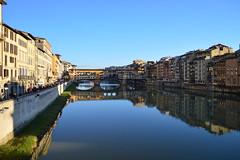 Arno river and Ponte Vecchio - Florence (raffaXXI) Tags: italy florence arno pontevecchio