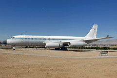 N810NA Convair 990 Mojave (Paul Rowbotham) Tags: nasa mojave 990 convair990 n810na