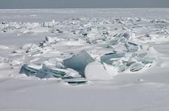 Frozen Lake Michigan (Mental Balance) Tags: winter usa lake snow chicago cold ice weather canon frozen illinois lakemichigan arctic freeze museumcampus adlerplanetarium polarvortex