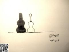 琴/GUITARS (JOY Studio) Tags: cartoon 漫画 乐趣