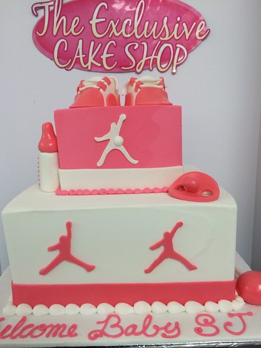 Baby Shower Cakes | Exclusive Cake Shop