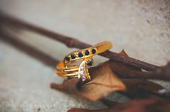 (Wajeeha Siddiqui) Tags: wedding macro diamonds gold stones jewelry rings gems