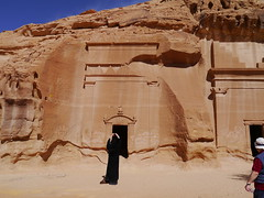 Mada'in Saleh (Mink) Tags: trip tour saudi arabia tombs saleh 2014 alula nabataean
