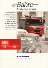Dennis Sabre 01 (adelaidefire) Tags: fire engine sabre dennis appliance