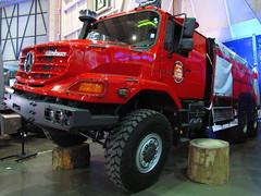 Mercedes Benz Zetros 2733 6x6 2014 (RL GNZLZ) Tags: 6x6 mercedesbenz trucks camiones 2733 feriadeltransporte zetros mercedesbenztrucks