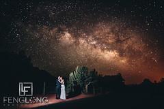 Ashley & Gaurav's Wedding in Sedona, Arizona 5/20/12 | Milky Way Wedding Photo Re-Visited for Blog (Zac | FengLongPhoto.com) Tags: wedding arizona canon indian sedona hindu 2012 indianwedding hinduwedding destinationwedding pocodiabloresort zacharylong fenglongphotocom fenglongphotography bettyfeng