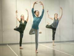 Rehearsal (Narratography by APJ) Tags: newyorkcity ny studio dance dancers rehearsal dany apj morales narratography